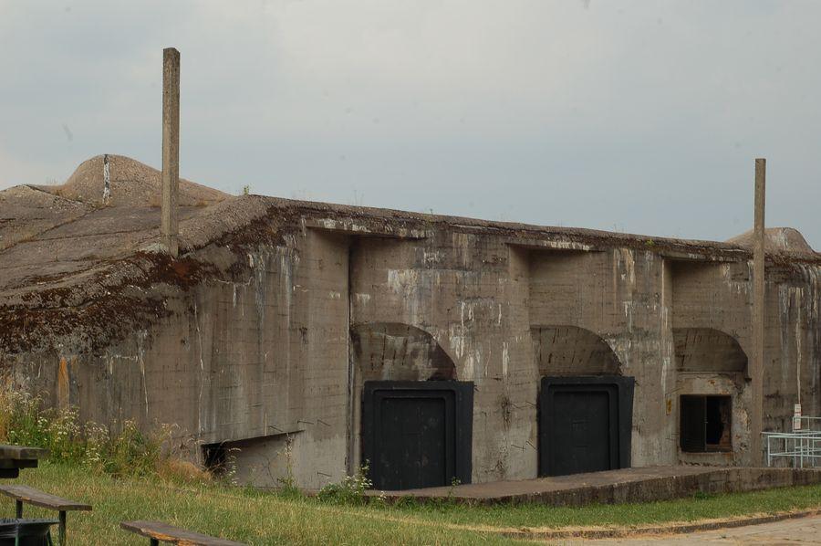 Pevnost Dobrošov - N-S 75 Zelený