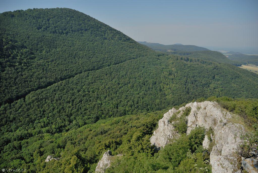 Zřícenina hradu Ostrý Kameň (Malé Karpaty)