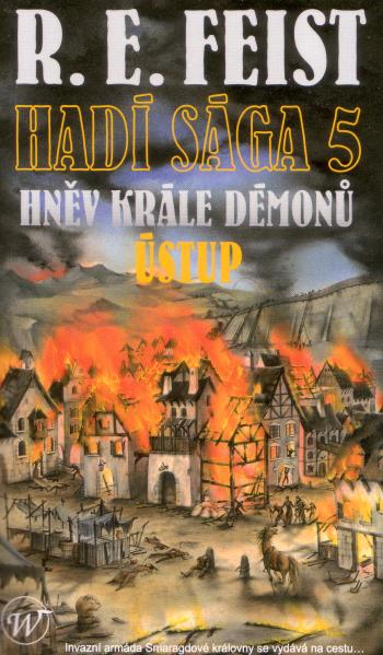 R. E. Feist - Hadí sága 6 - Hněv krále démonů - Boj
