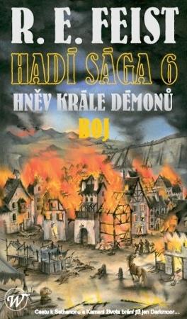 R. E. Feist - Hadí sága 5 - Hněv krále démonů - Ústup