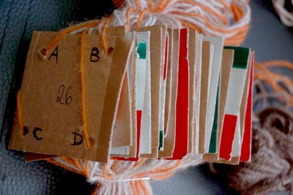 Tkaní na karetkách | Karetky
